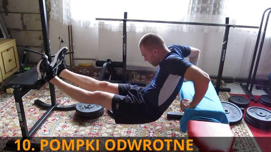 Trening w domu – ćwicz w domu.